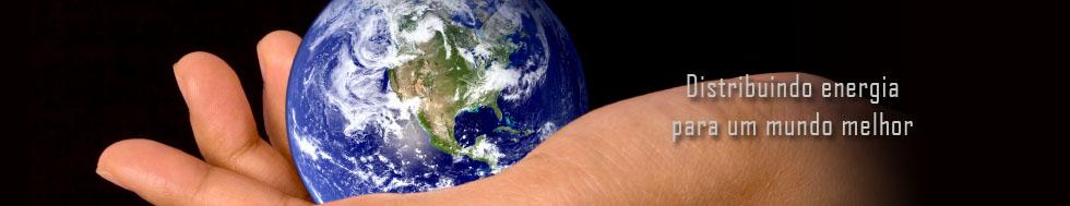 distribuindo energia para um mundo melhor